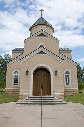 St  Innocent Orthodox Church - The Founding, History